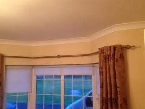 returned eyelet curtains